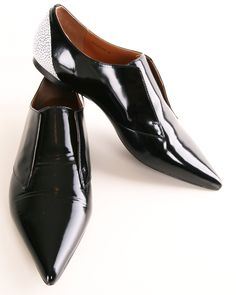 3.1 Phillip Lim flats, The would be great with some cigarette suit pants. Fab!