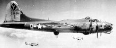 World War 2 Bombers - the strategic air weapons of World War B52 Bomber, Aircraft Painting, Fear Of Flying, P51 Mustang, Ww2 Aircraft, Nose Art, Luftwaffe, Military History, World War Two