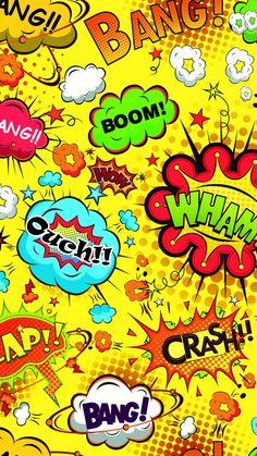 Phone wallpaper dump - images/slides added under category of Popular Memes and Images Nike Wallpaper Iphone, Pop Art Wallpaper, Graffiti Wallpaper, Cartoon Wallpaper, Graffiti Art, Wallpaper Backgrounds, Image Digital, Pop Art Design, Sticker Bomb