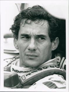 Ayrton Senna dead @ 34