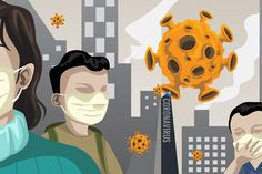 Coronavirus symptoms virus in China case map and CDC help Upper Respiratory Infection, Viral Infection, Wuhan, China, Kochi, Warfare, How To Stay Healthy, Statues, Geek Stuff