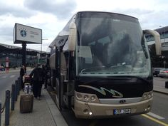 Bus Transport from Prague Airport to Karlovy Vary