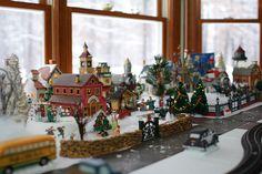 Snow Village!