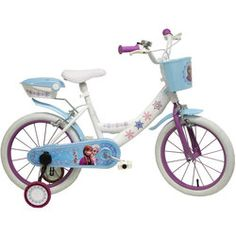 "16"" Disney Frozen Bike"