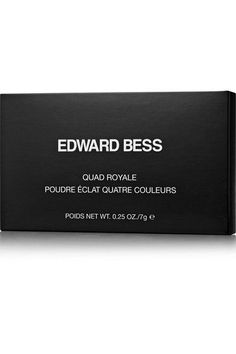 Edward Bess - Quad Royale Palette - South Of France 01 - Neutral - one size