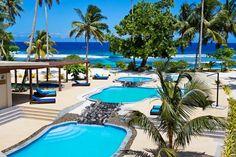 Return to Paradise, Samoa.