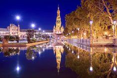 Rincones de Andalucía: Sevilla / Places of Andalusia: Seville
