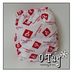 Got Mommy's Milk? breastfeeding Ai2 cloth diaper
