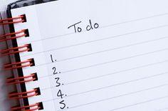 buat to do list! buat kamu yang suka lupa