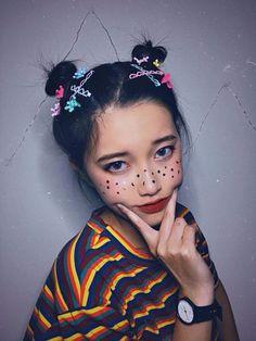 asian makeup – Hair and beauty tips, tricks and tutorials Ulzzang Korean Girl, Cute Korean Girl, Asian Girl, Asian Makeup, Korean Makeup, Aesthetic Makeup, Aesthetic Girl, Cute Makeup, Makeup Looks