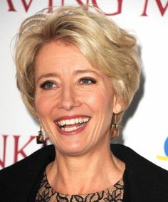 Emma Thompson...love this actress