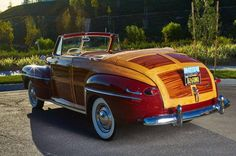 1947 Ford Sportsman Convertible Woody for sale #1809990 | Hemmings Motor News