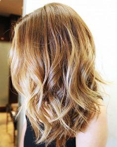 Medium versatile hair