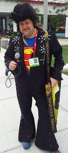 Super Elvis? Comic-Con 2012