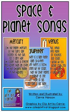 Space and Planets Songs