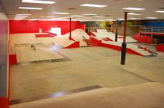 Indoor skate parks skateboarding pinterest skate for Indoor air design san jose ca