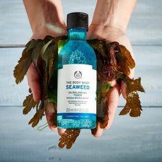 Body Shop Seaweed Toner, Body Shop Toner, Body Shop Skincare, Body Shop At Home, The Body Shop, Beauty Boost, Alcohol Free Toner, Combination Skin, Makeup Tools