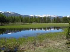 Breathtakingly Beautiful Spring in Swan Valley, Montana