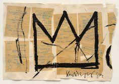 Super doodles: Jean-Michel Basquiat's unseen notebooks – in pictures