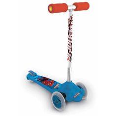 koloběžka - tříkolka Twist Spiderman Tricycle, Spiderman, Vehicles, Spider Man, Car, Vehicle, Amazing Spiderman, Tools
