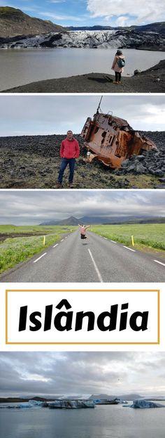 Planejamento, custo, roteiro, hospedagem e transporte numa viagem de 5 dias pela Islândia, iniciando no aeroporto de Keflavik, passando por Reykjavík até as geleiras de Jökulsárlón.