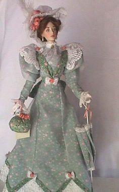 Image result for edwardian porcelain dolls