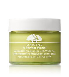 A Perfect World™ Antioxidant moisturizer with White Tea