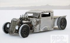 1934 Ford Coupe Hot Rods Bonneville Front Driver Side Photo 25