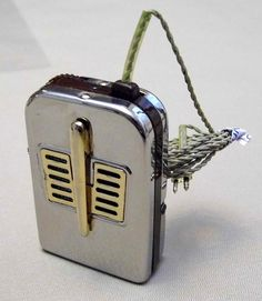 "Vintage Beltone Mono-Pac Model ""AL"" Allegro Transistor (Body) Hearing Aid."