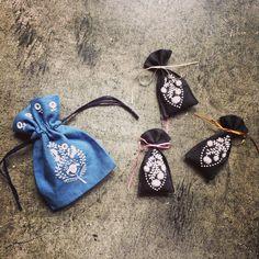 「樋口愉美子さんの刺繍の世界」 #リネンバード#linenbird #北浜 #樋口愉美子 #刺繍