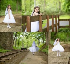 first communion portraits - Google Search
