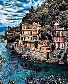 Portofino, Italy #italyvacation #ItalyVacation