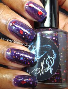 Wing Dust Collections, Waking Dream | Nails Beautiqued