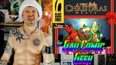 A Very Kinky Christmas: Meaty #1 and #2 - Class Comics Gay Comic Books R...
