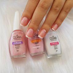 """8,448 curtidas, 123 comentários - Grazi Brum (@grazielabrum) no Instagram: """"Unhas da @gabnovaes_ toda trabalhada na meiguice 😍 . . #grazibrumnails #unhas #nail #nails…"""""""