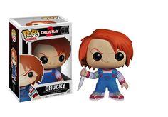 Chucky Childs Play - Pop Movies Vinyl Figure