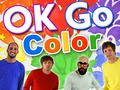 OK Go color game - good for demonstrating color mixing with younger students