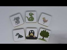 Once upon a story stone - woodland add on pack Story Stones, Woodland, Packing, Ads, Youtube, Bag Packaging, Youtubers, Youtube Movies