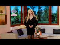 491 - Bienvenidas TV en HD - Programa del 03 de Septiembre de 2014 Hermenegildo Zampar explica la manga del vestido de bebé.