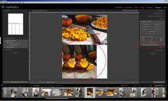 Collage erstellen mit LIghtroom von www.food-vegetarisch.de