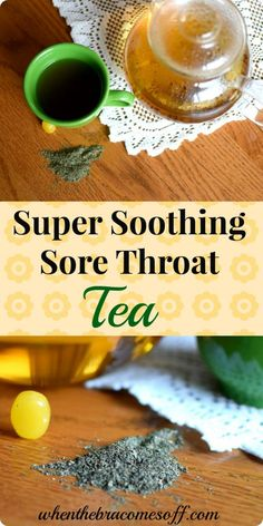 This tea soothes my sore throat when I am sick. An awesome home remedy for anyone. Your health will be better in no time!