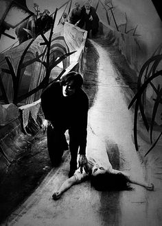 "Robert Wiene - ""Das Cabinet des Dr. Caligari"" (The Cabinet of Dr. Caligari, 1920)"