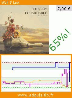 Wolf S Law (CD). Réduction de 65%! Prix actuel 7,00 €, l'ancien prix était de 20,25 €. https://www.adquisitio.fr/atlantic/wolf-s-law