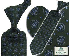 галстуки Borrelli