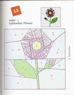 Patrón: Flor