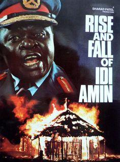 Rise and Fall of Idi Amin Movie Poster