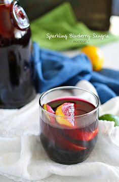 Sparkling Blueberry