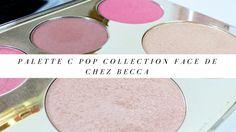 Hello, un nouvel article est en ligne sur le blog et je vous propose une revue sur la palette C Pop Face Palette de chez Becca en collaboration avec la youtubeuse Jaclyn Hill ! Au programme enlumineurs et blush SUBLIME ! Je vous laisse voir par vous même !