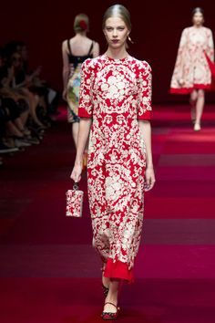 The 50 Best Red Carpet Looks from the Spring 2015 Collections – Vogue - Dolce & Gabbana