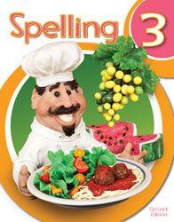 Spelling 3- BJU Press